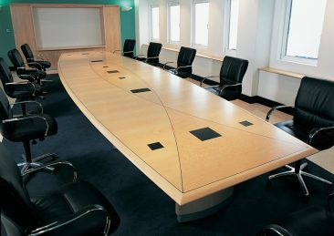 Options large meeting table
