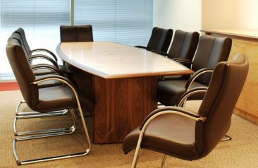 Options meeting table