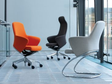 Rhapsody office and meeting chair