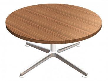Ad Lib circular coffee table