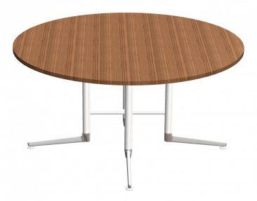 Ad Lib large circular table