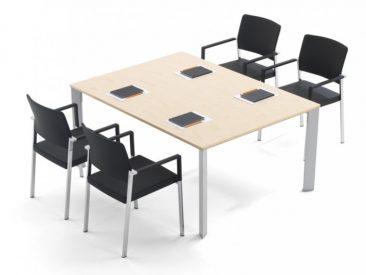 Chameleon large square table