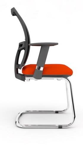Loreto visitor chair