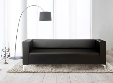 Evo three seat sofa