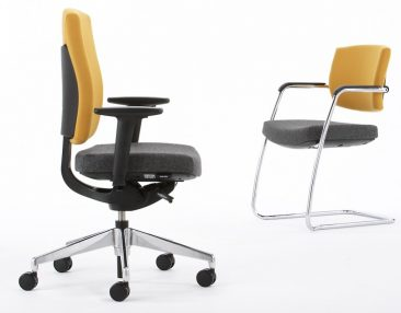 Sprint office and visitor chair