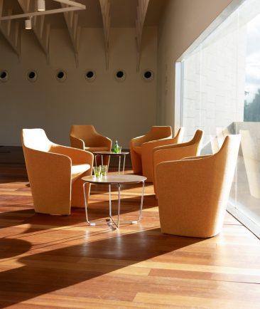 Venus chairs in-situ